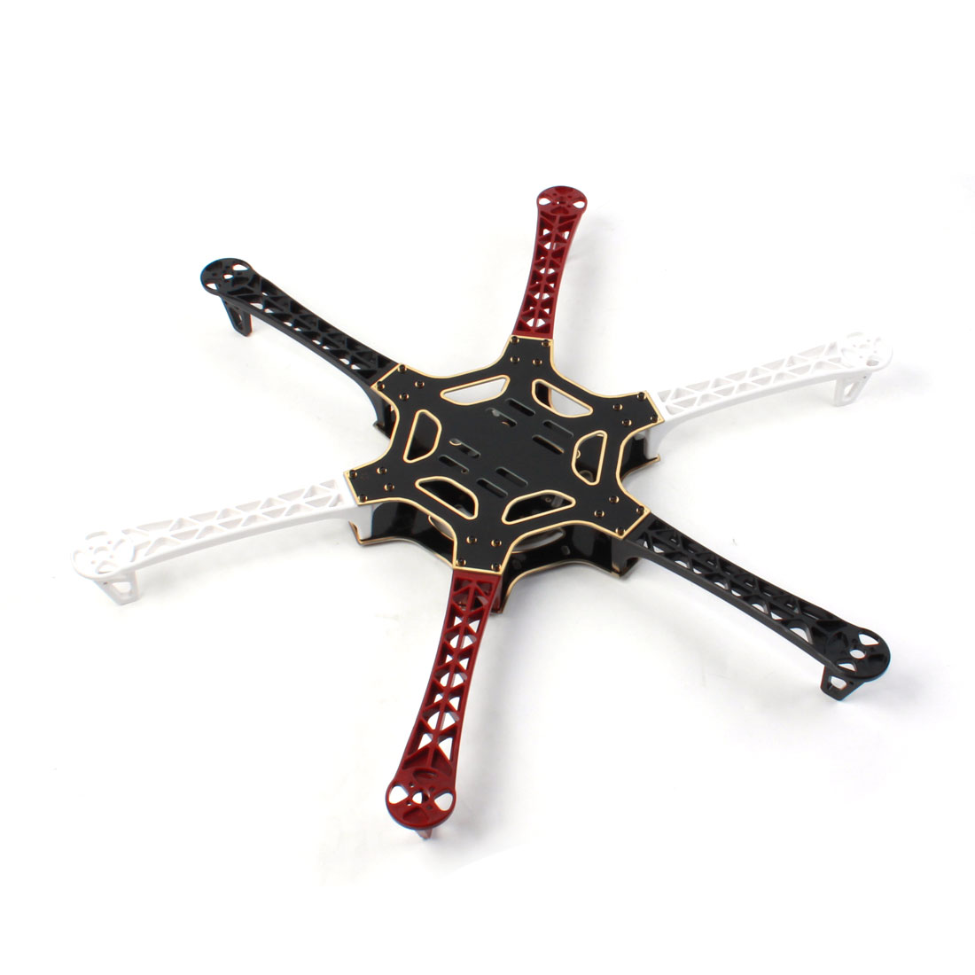Replacement 22cm Metal Plates 6-Axis Multirotor Frame Airframe Set for HJ550 RC Hexacopter
