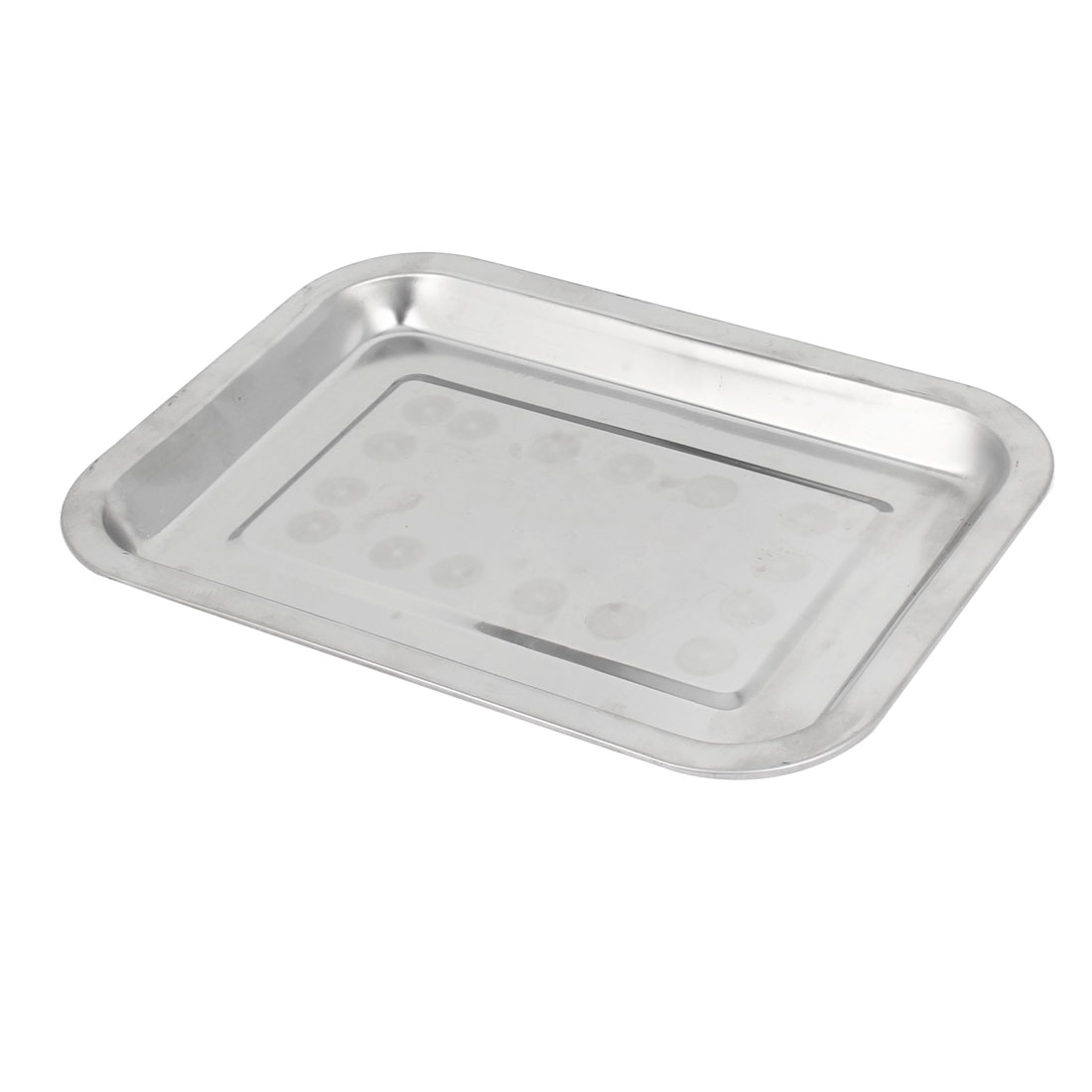 Rectangular Aluminum Alloy Flat Barbecue Plate Baking Pizza Tray