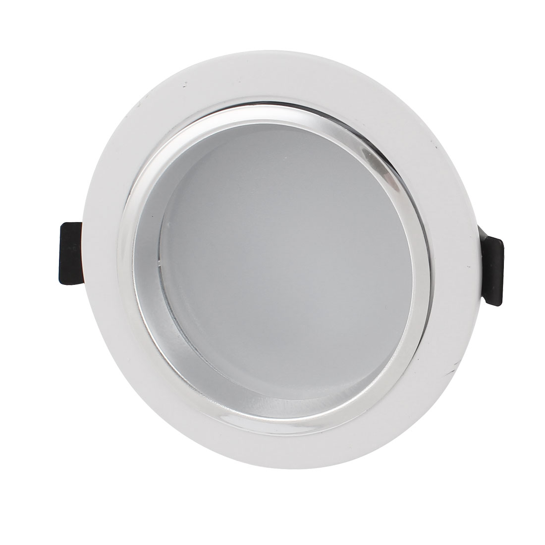 """4"""" Dia 38 x 1W LED Beads Recessed Ceiling Down Light Lamp Shell White Clear"""