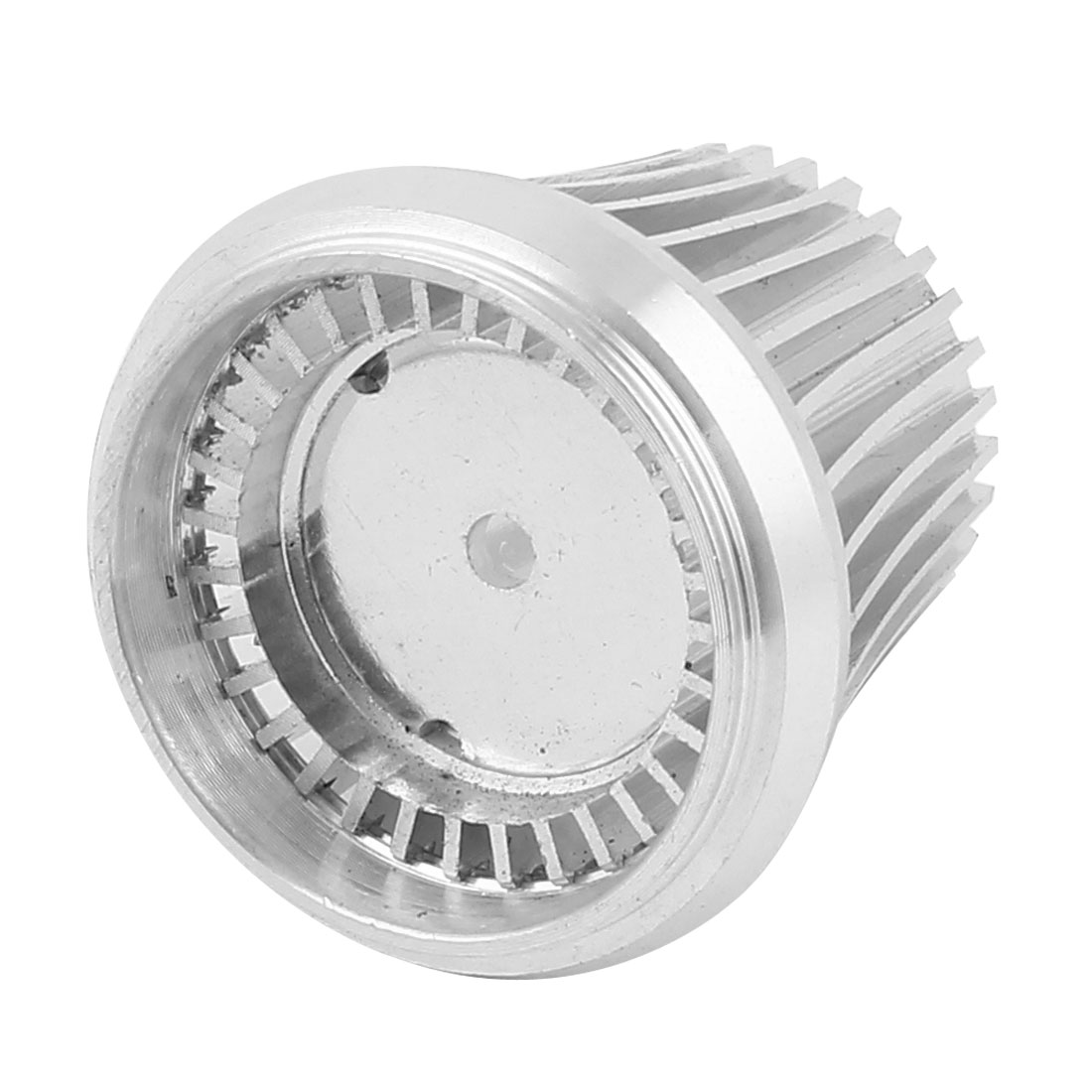 Heat Dissipation 35mm Height Aluminum Heat Sink for LED Bulb Light Cooling