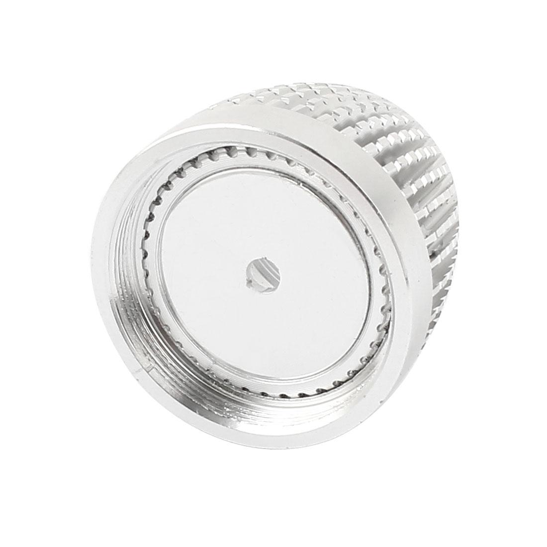Silver Tone Aluminum Heatsink for LED Bulb Light Lamp Cooling