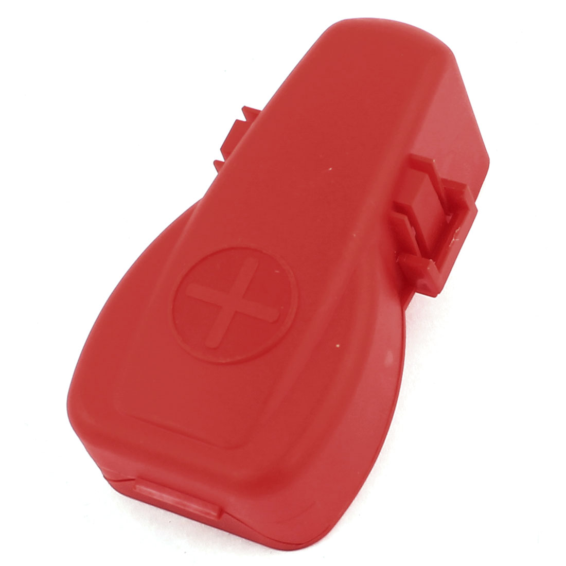 Car Cable Hard PVC Terminal Covers Protectors Red Boots Cap Cover