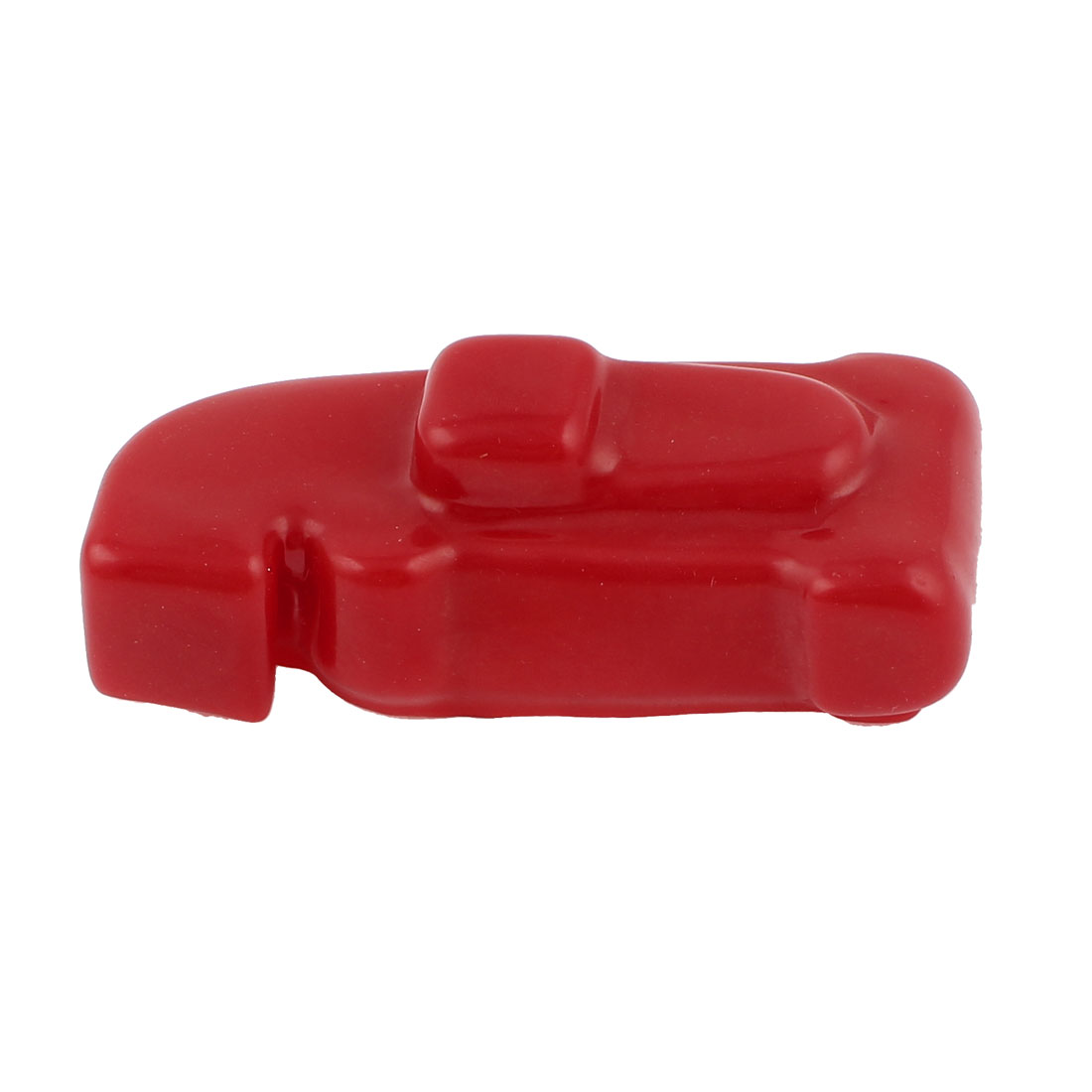 Soft PVC Battery Terminal Covers Post Boat Boot Red for Car Motor