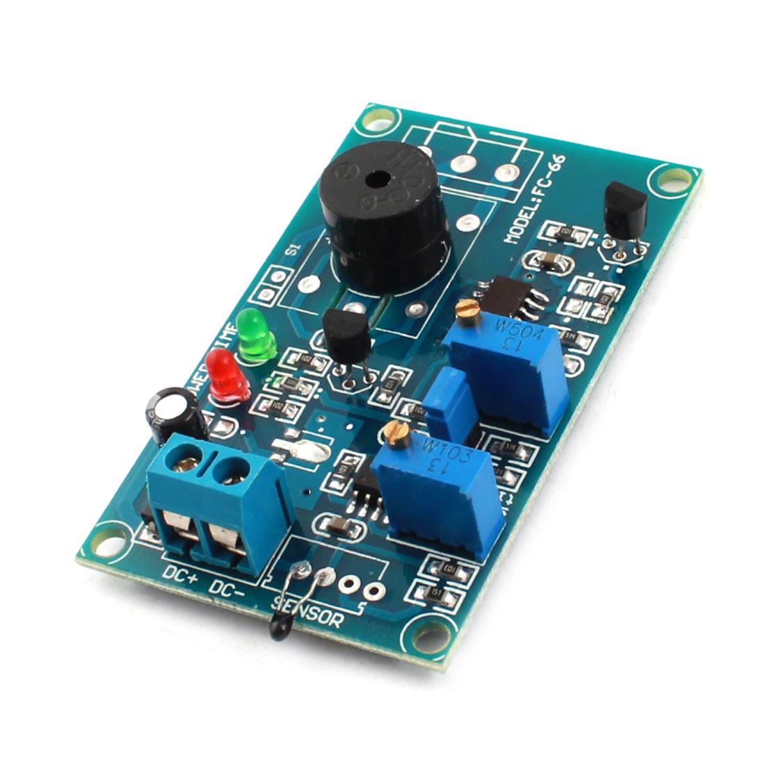 DC 5V 0-20S Pyroelectricity Alarm Buzzer Time Delay PCB Circuit Module