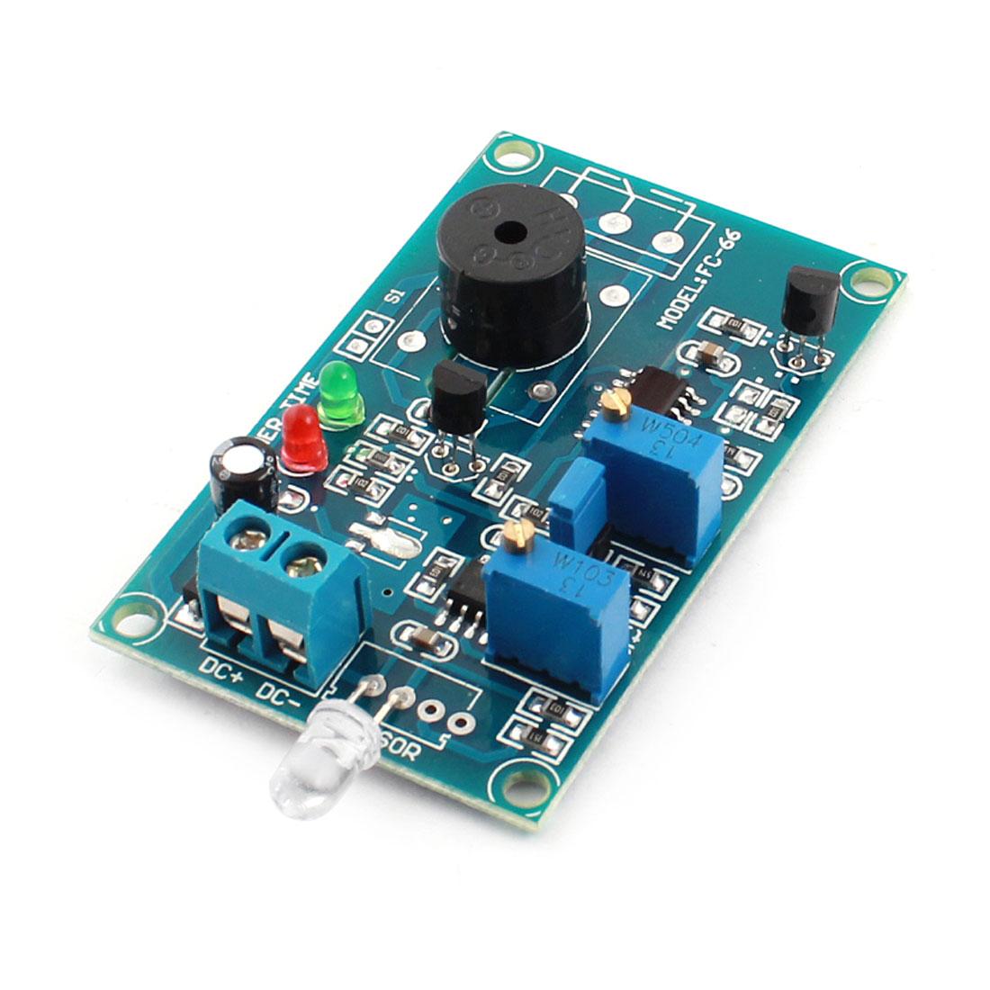 FC-66 DC5V 0-20S Photosensitive Diode Light Sensor Lightless Alarm Lightless Delay Module