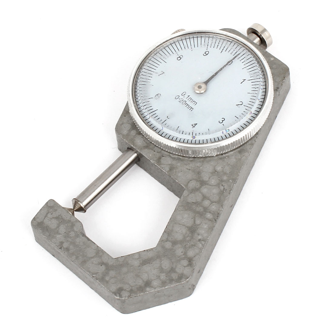 0 to 20mm Dial Indicator Handy Thickness Gage Gauge