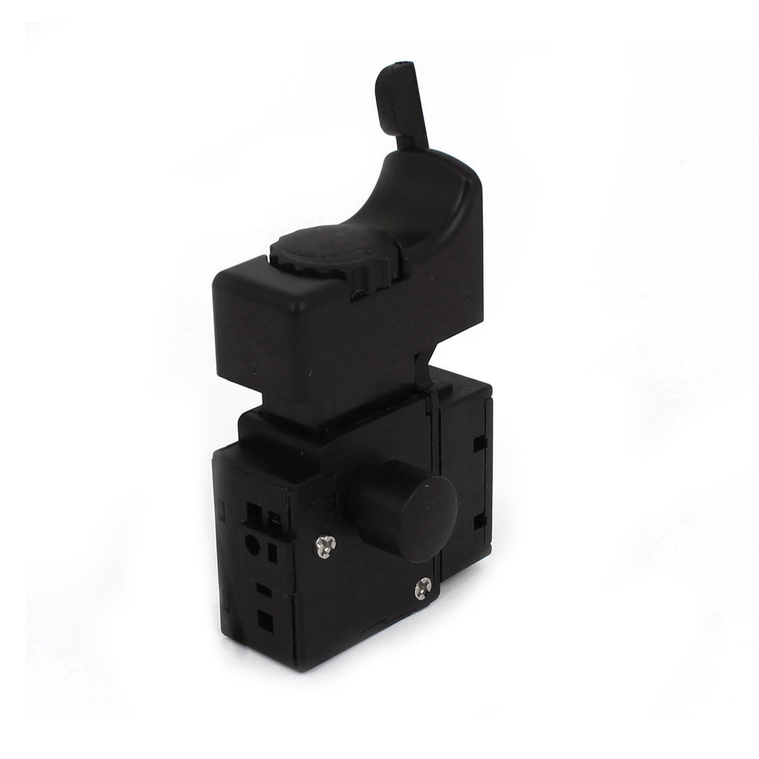 Electric Parts FA2-6/1BEK Speed Control Trigger Switch AC 250V 6(6)A 5E4 Black