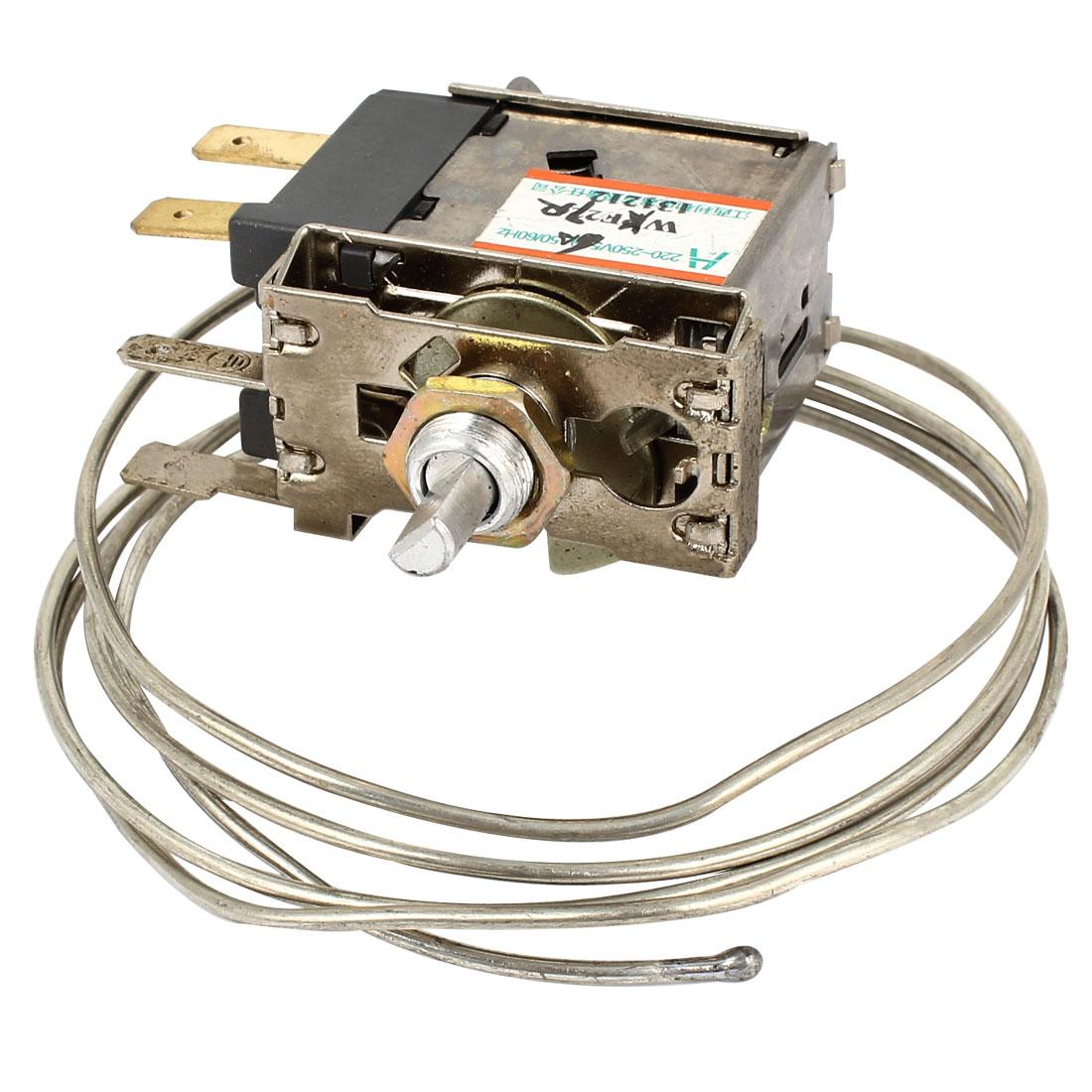 Refrigerators 2 Pin Refrigeration Temperature Controller WKF27R AC 220-250V 6A