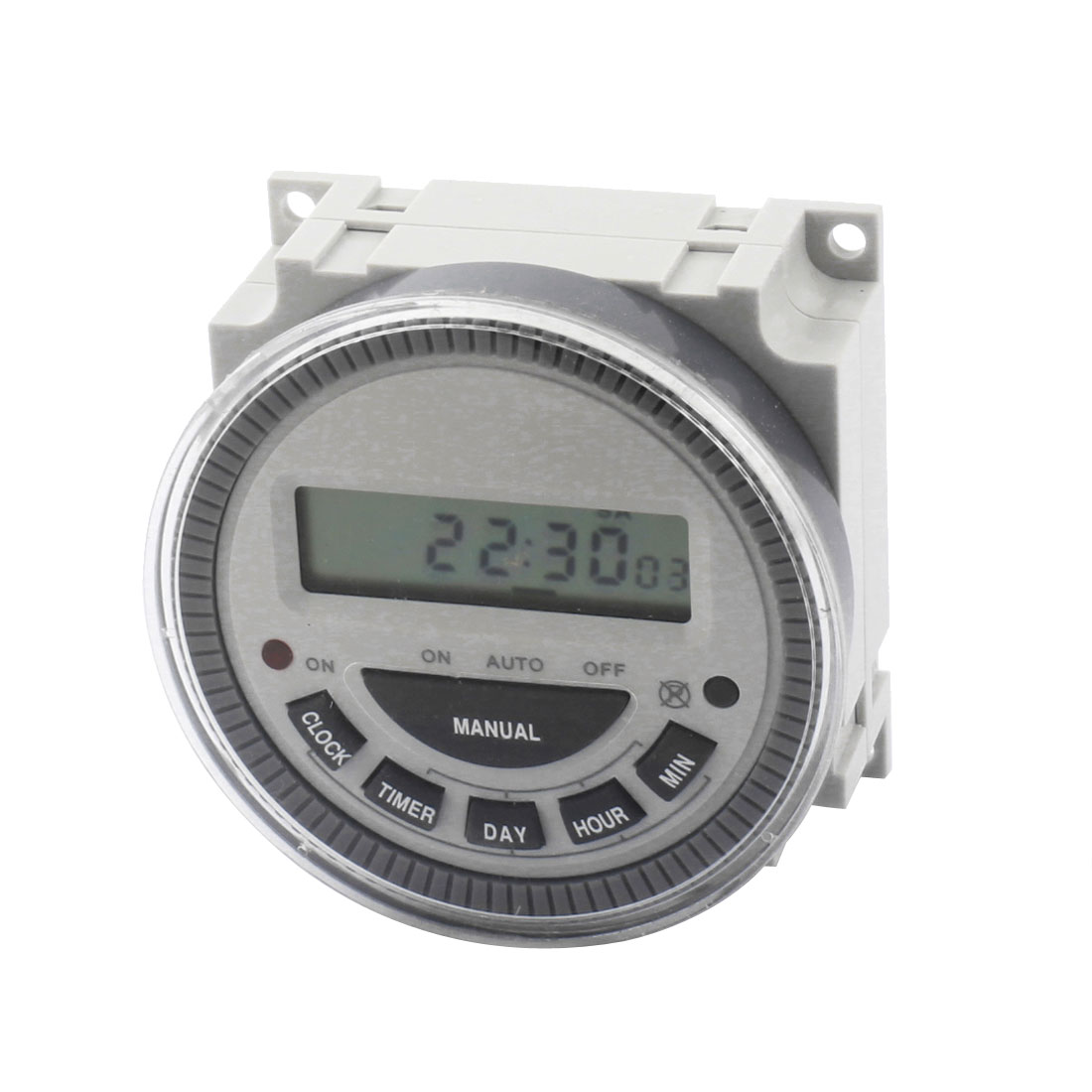 CN304E-1 Digital LCD Power Weekly Programmable Timer Time Switch Relay