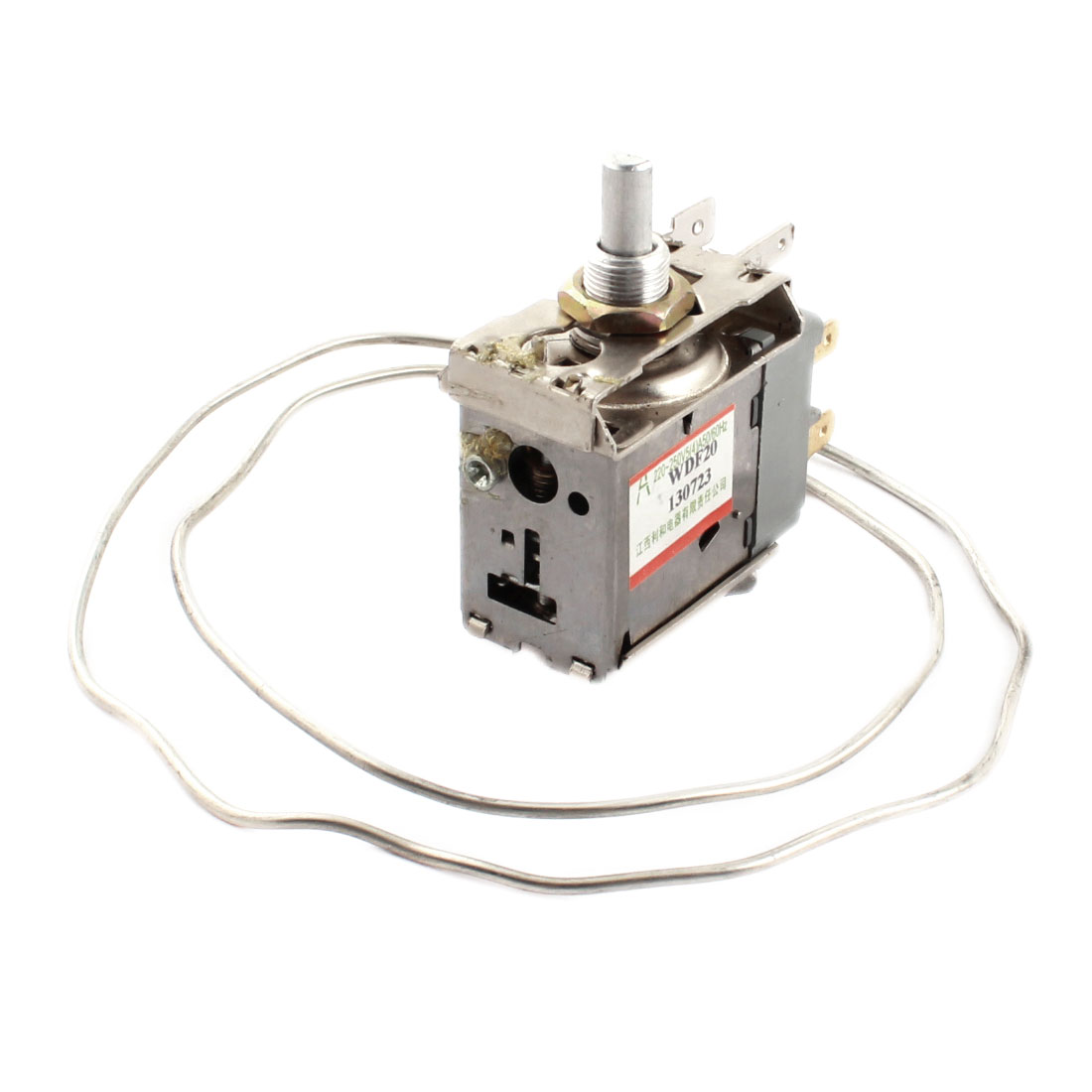 WDF20 AC 220-250V Refrigerator Refrigeration Thermostat w 65cm Metal Cord