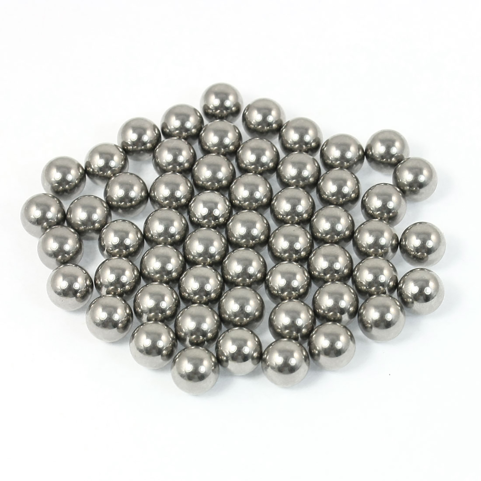 Bike Hub Wheel Bearing Steel Balls Repair Parts 7.9mm Diameter 45 Pcs