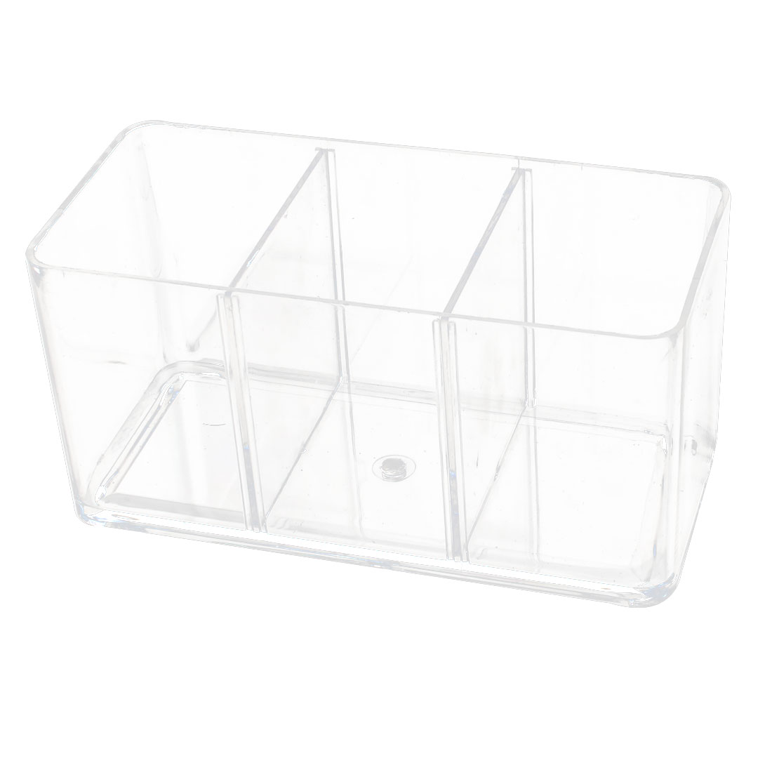 Clear Plastic 17 x 8.5 x 8cm Rectangle Shaped Betta Fish Tank Aquarium