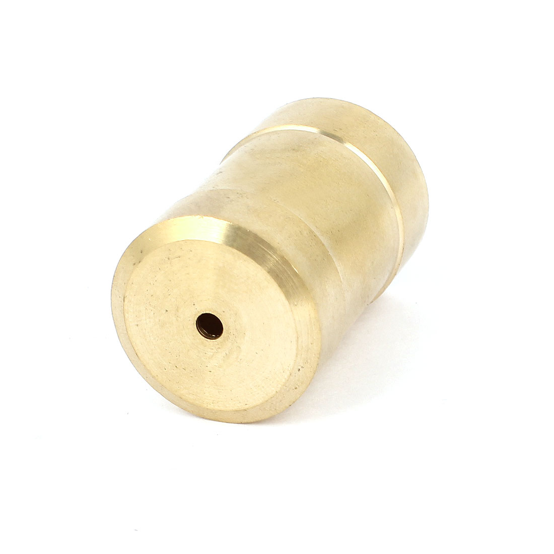 Cooling Dust Cleaning 19mm Female Thread Water Mist Spray Head Nozzle Brass Tone