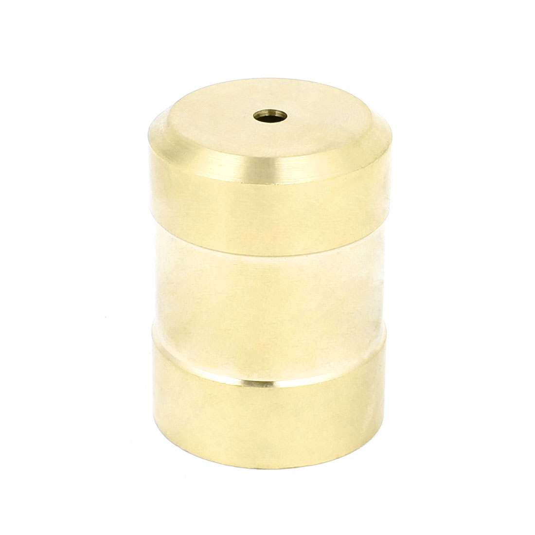 Cooling Dust Cleaning 24mm Female Thread Water Mist Spray Head Nozzle Brass Tone