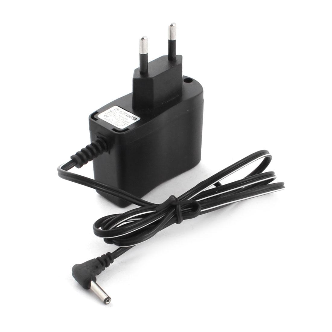 AC 110-240V EU Plug to 3.5x1.3mm DC Plug RC Model Car Battery Power Charger