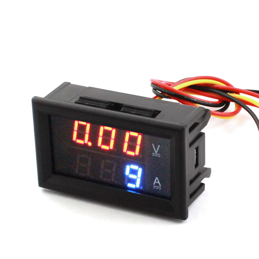 LED Display Digital Current Voltage Meter Ammeter Voltmeter DC 0-100V 100A