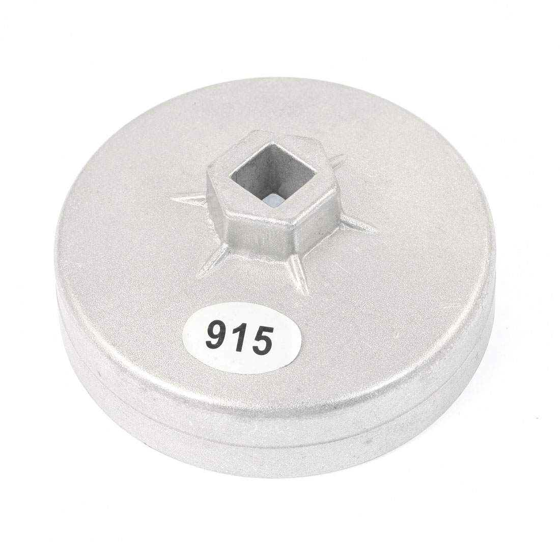 92mm 15 Flutes Oil Filter Cartridge Cap Wrench Tool Socket Remover for Car