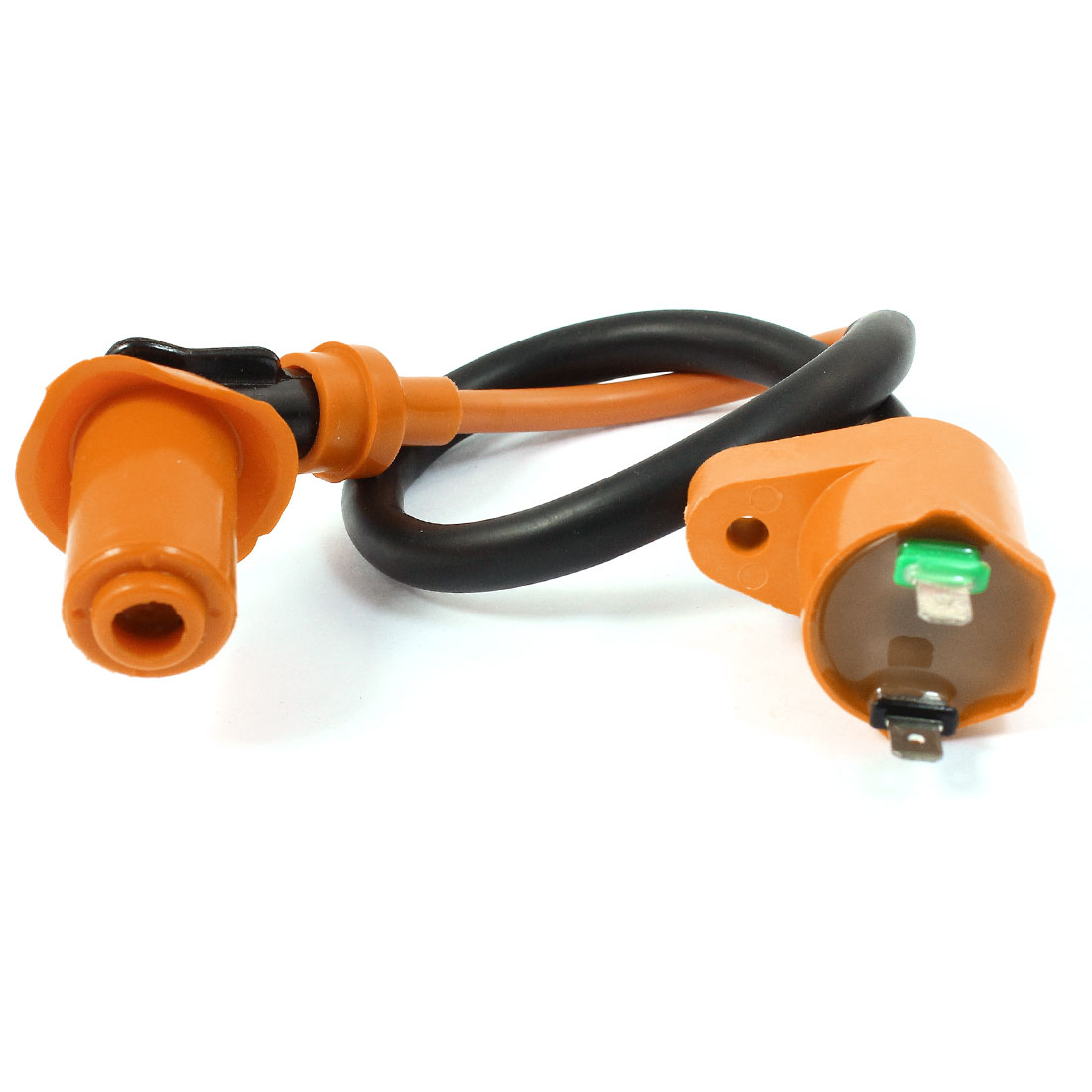 Orange Black Ignition Coil Engine Motor Motorized Bicycle Bike for Honda