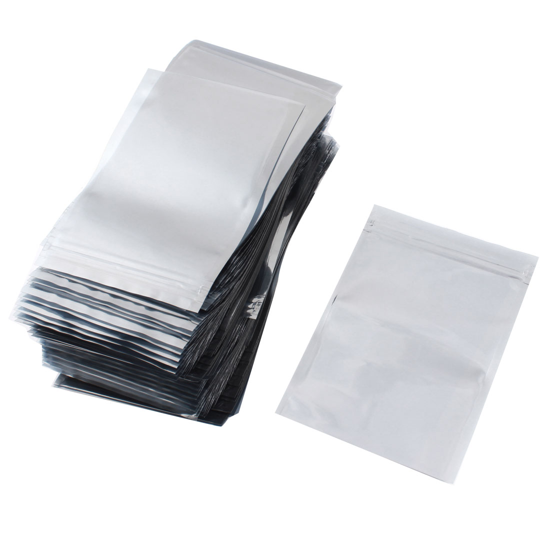 "200Pcs 4.5"" x 6"" 110x150mm ESD Anti Static Shielding Bags Holders"