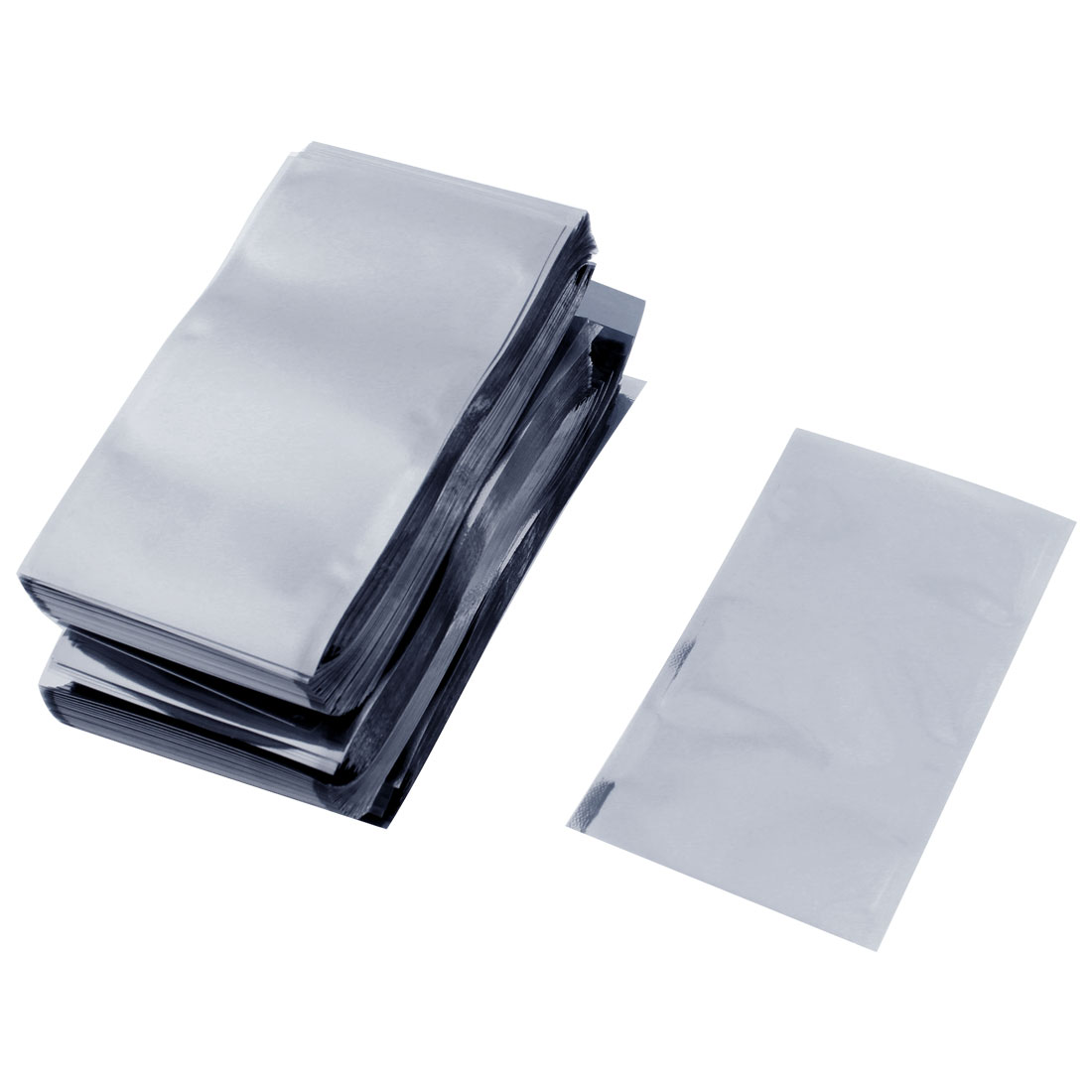 "500pcs 3.5"" x 6"" Anti Static Shielding Bag Holder Packagings Open Top"