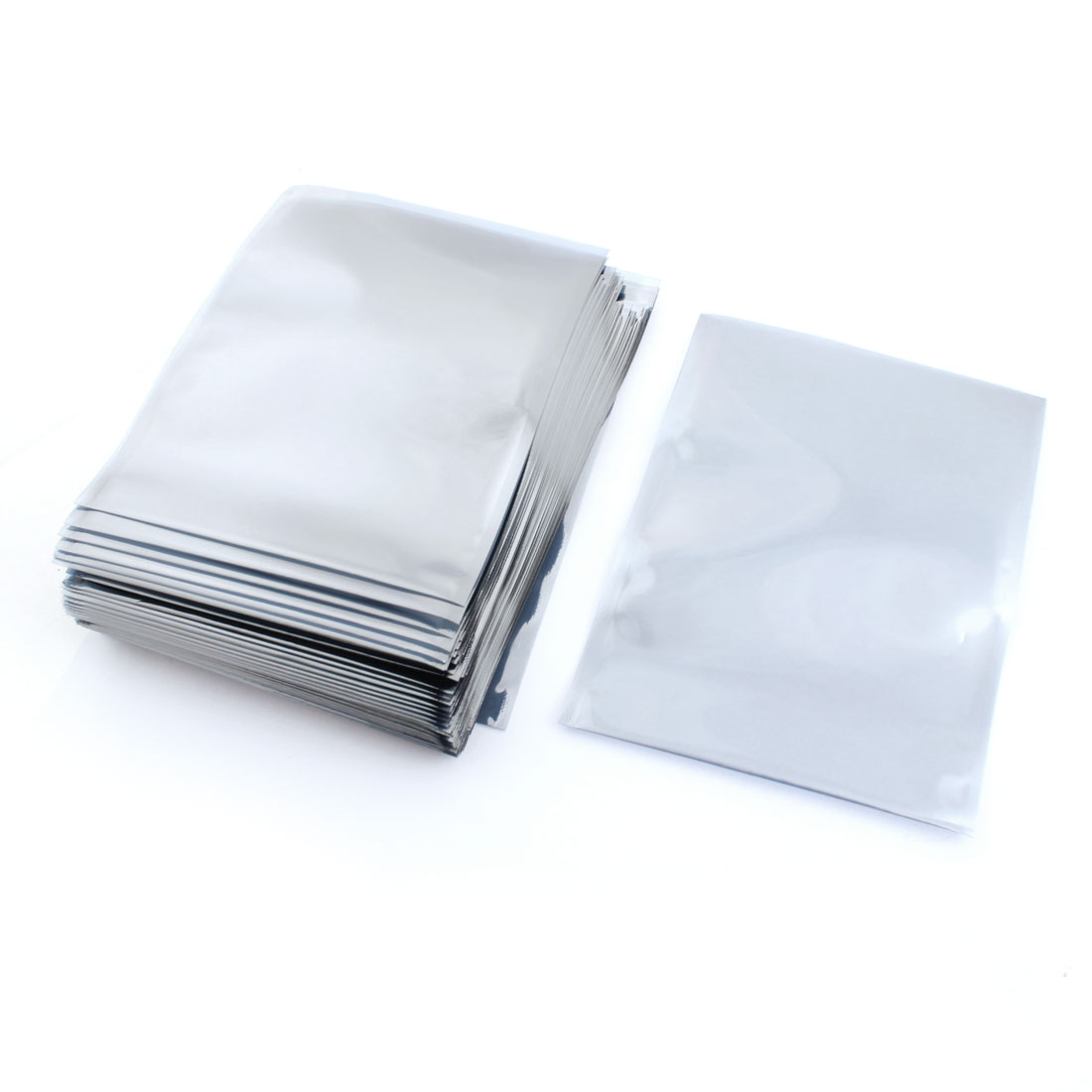 "100 Pcs 5"" x 6"" Anti Static Shielding Bags Holders Protectors"