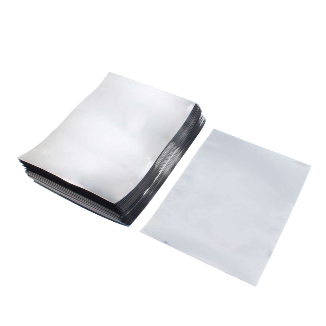 "200PCS 7""x10"" 180x250mm Antistatic Anti Static Shielding Bags Open Top"