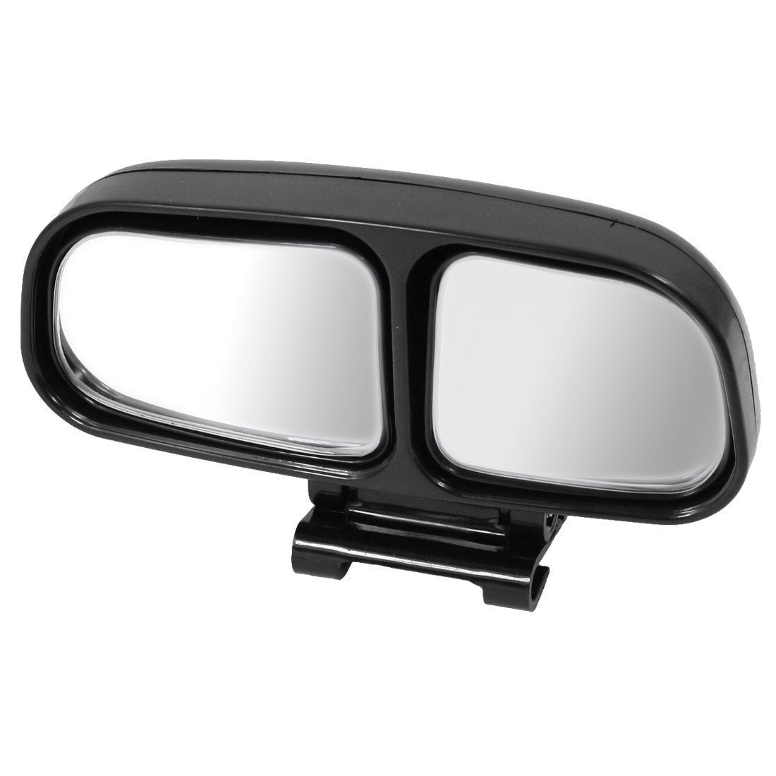 Auto Car Black Plastic Shell Left Side Adjustable Wide Angle Reverse Rear View Mirror