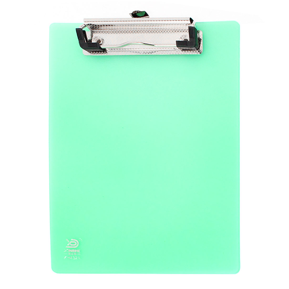 Office File Holding Light Green Plastic Clip Board 230 x 160mm for A5 Paper
