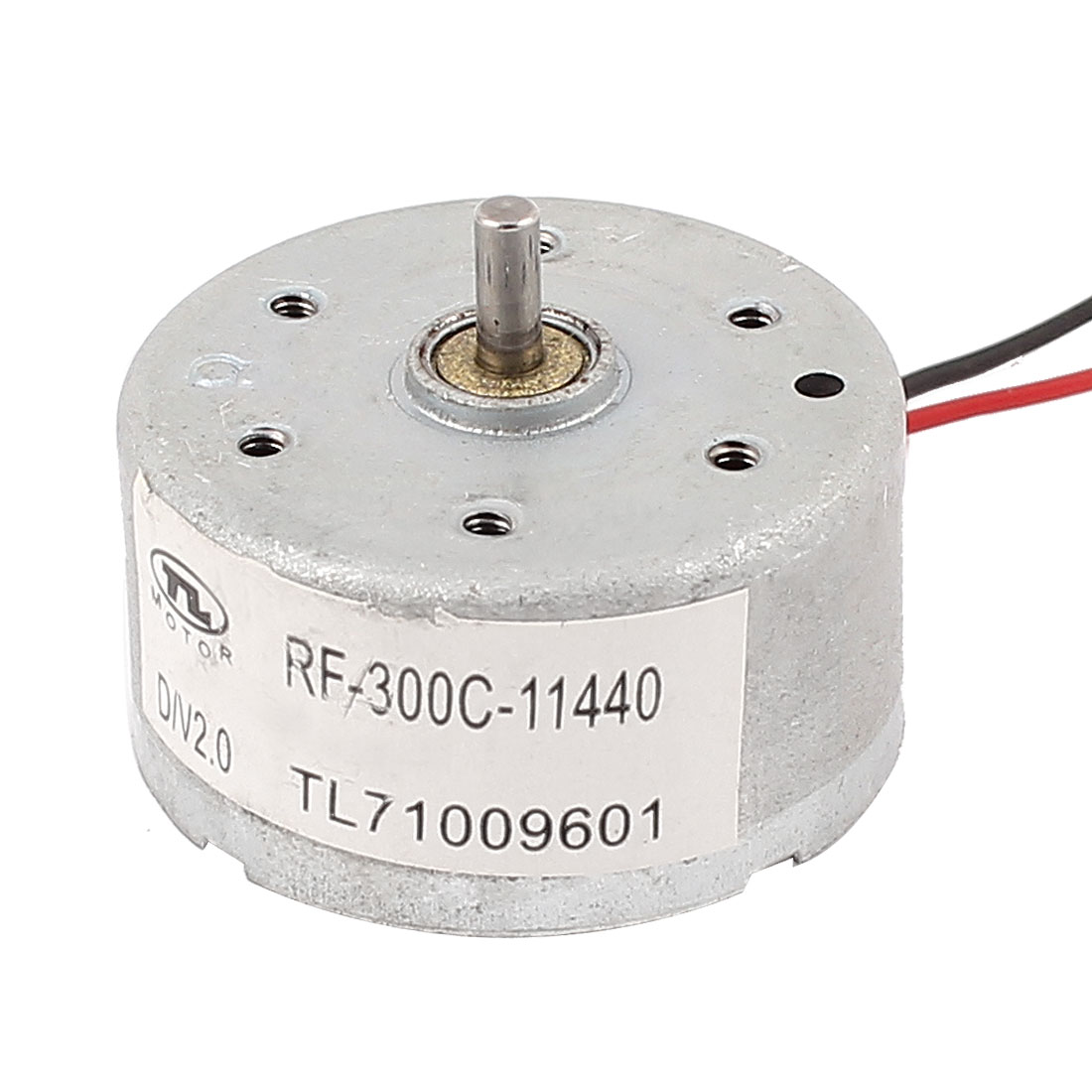 2200RPM 3V 0.007A Electric Mini DC Motor for DVD CD-ROM