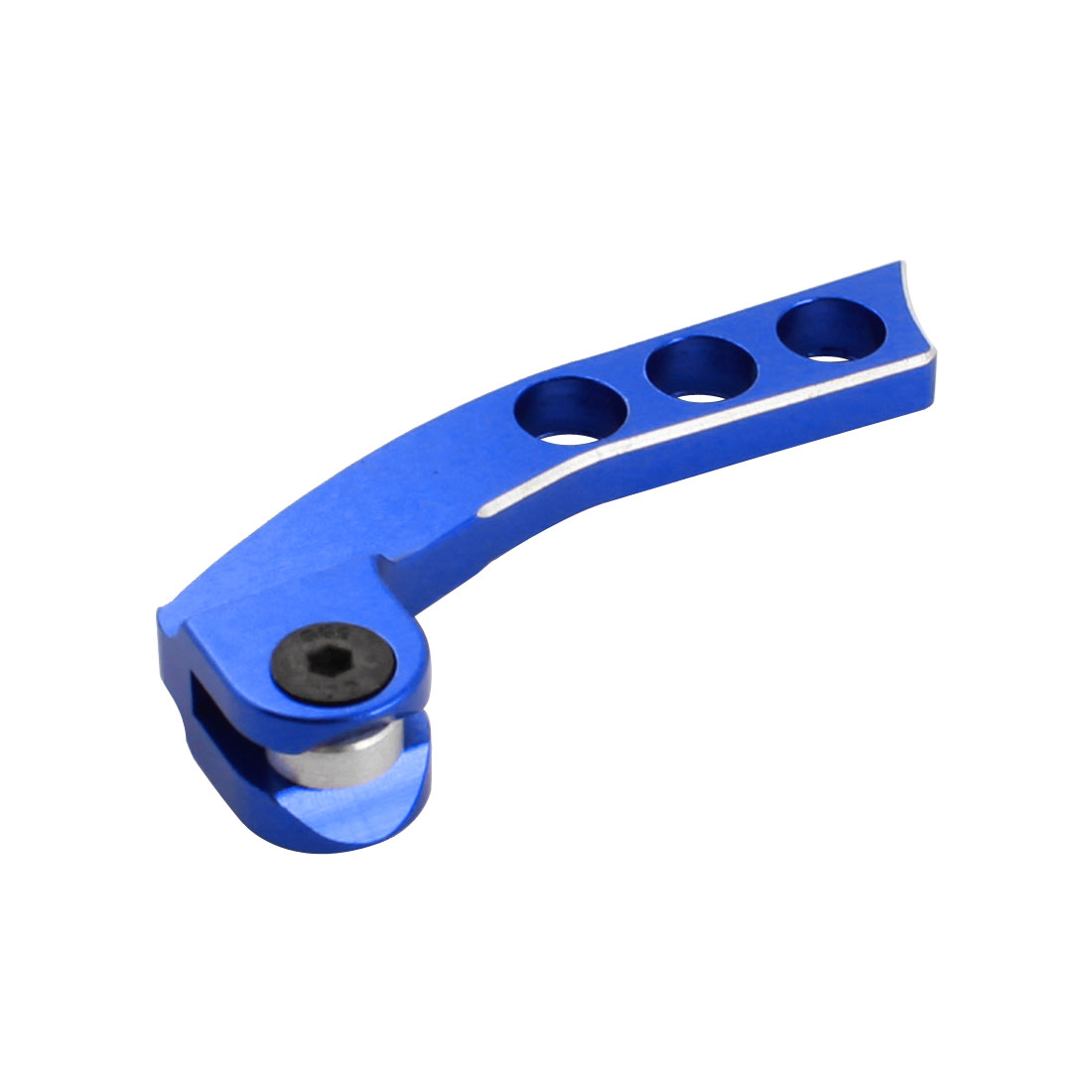 Replacement RC Transmitter Blue Aluminum Gravity Regulator Balancer Controlller for FPV Monitor Mounting