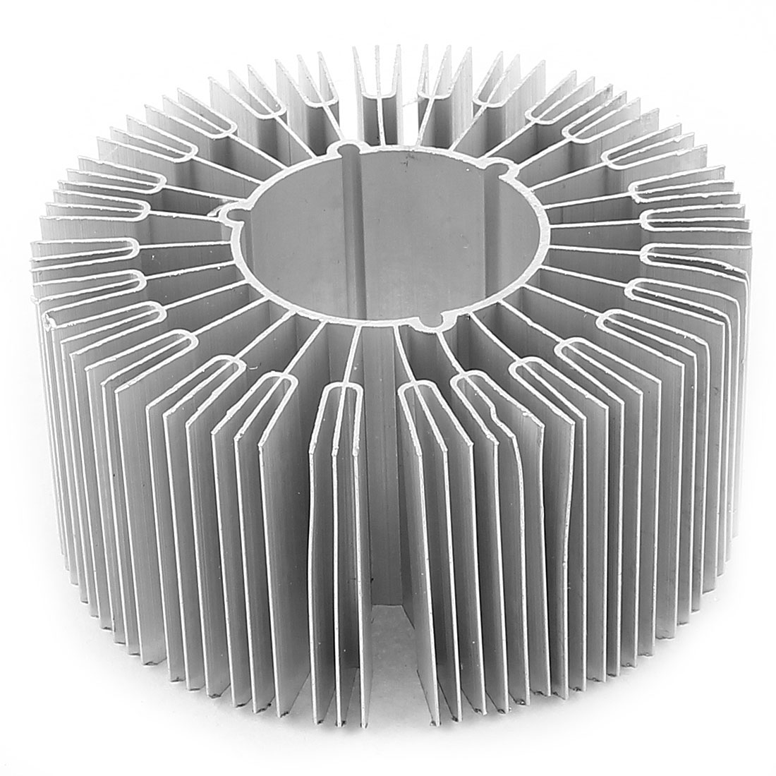 81mm x 40mm Sunflower 12W High Power LED Heatsink Aluminium Cooling Fin