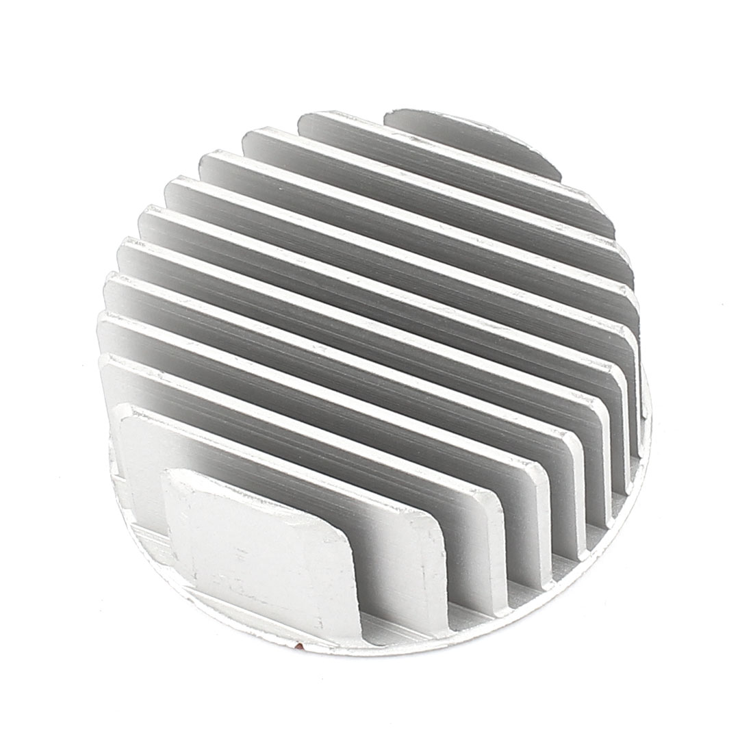 70mm x 29mm 3.8mm Pitch 10W High Power LED Heatsink Aluminium Cooling Fin
