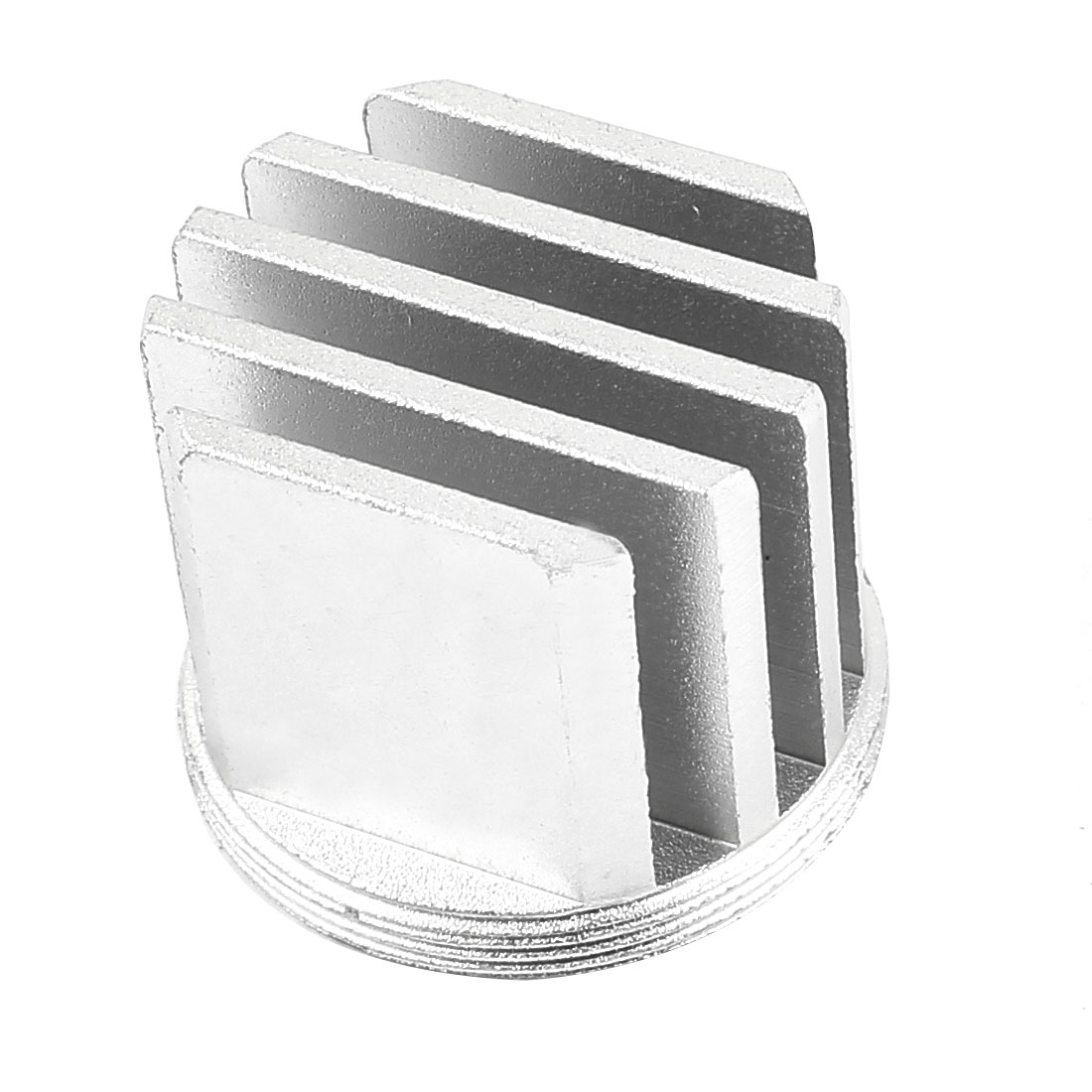 37mm x 30mm Cylinder 3W High Power LED Heatsink Aluminium Cooling Fin