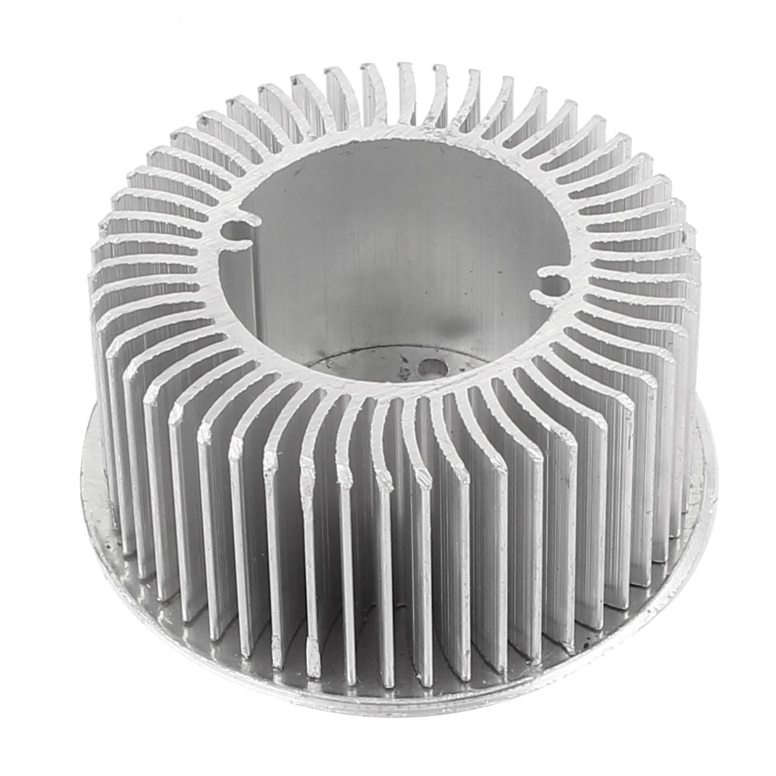 50mm x 25mm Cylinder 4W Power LED Heatsink Aluminium Cooling Fin