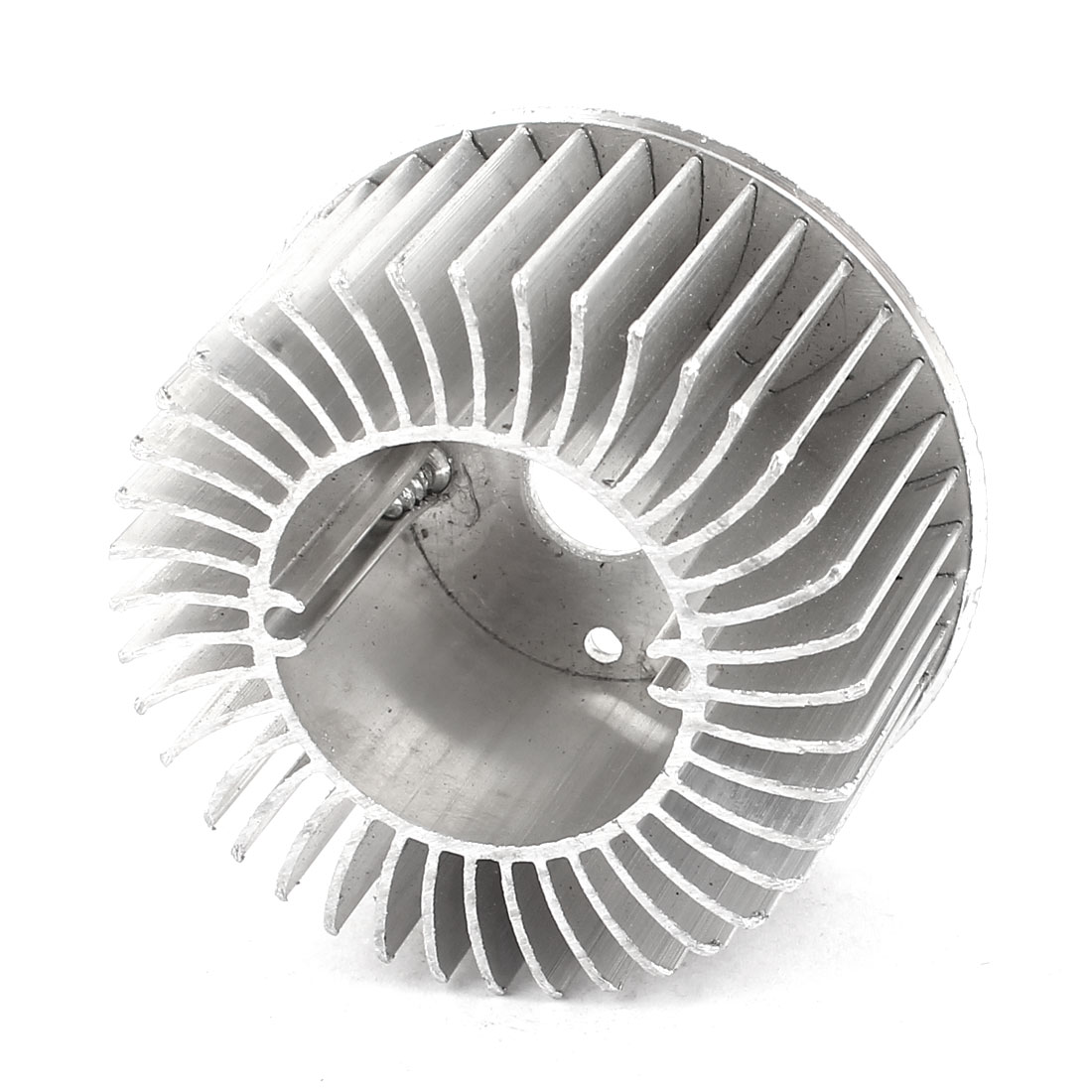52mm x 26mm Cylinder 5W High Power LED Heatsink Aluminium Cooling Fin