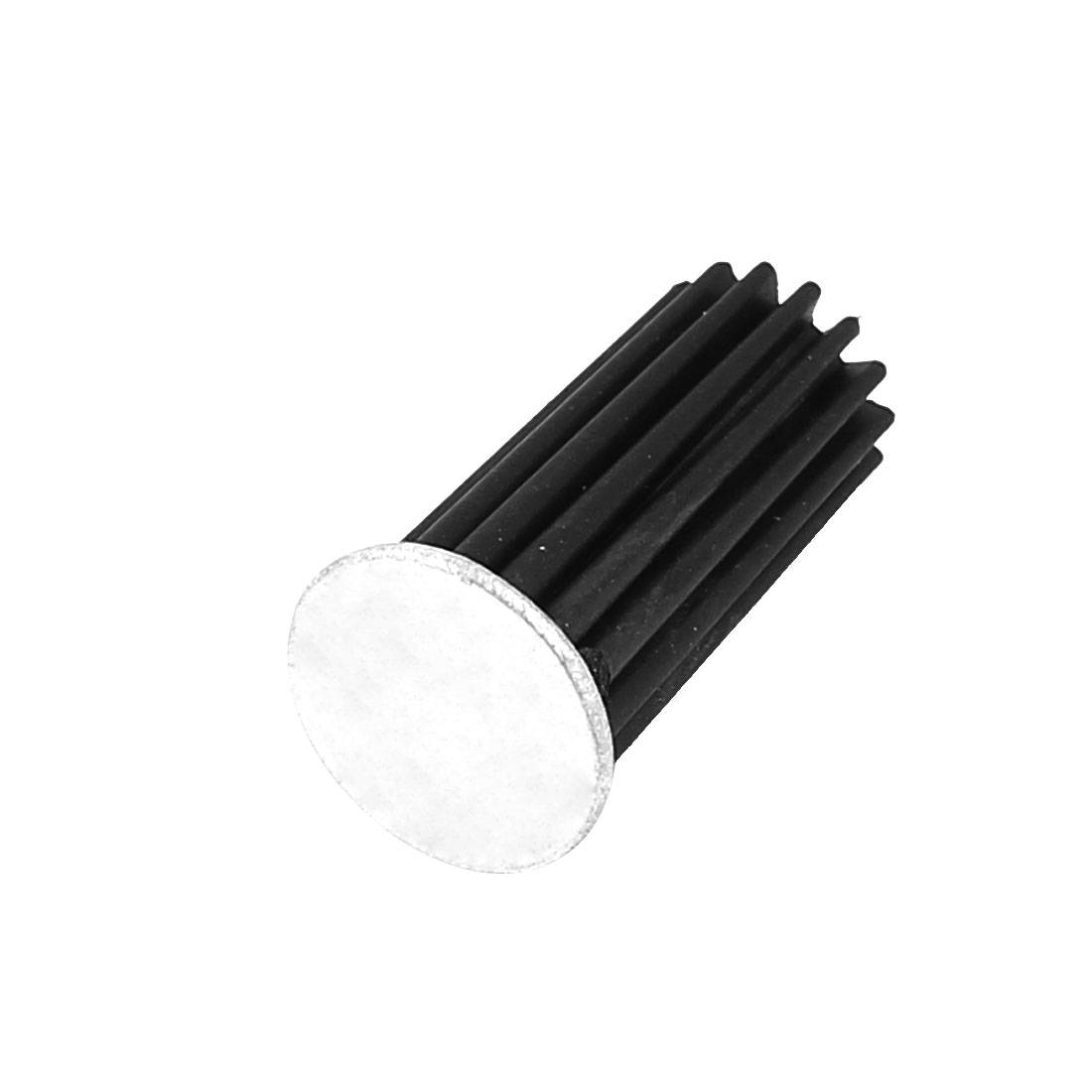 12mm x 22.7mm 1W Power LED Light Heatsink Graphite Cooling Fin