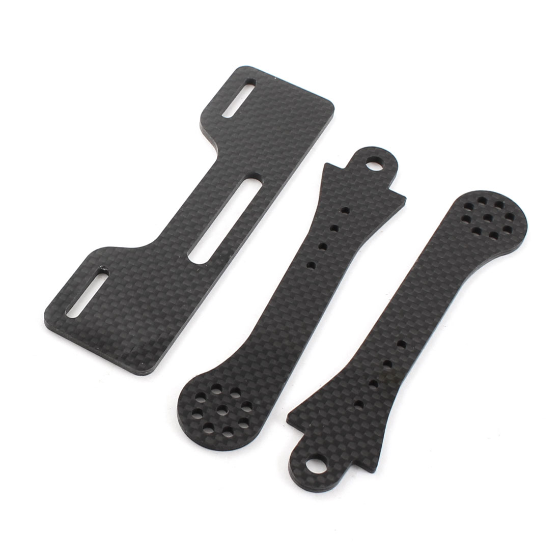 Carbon Fiber FPV Anti-Vibration Camera Platform Mount for RC Model Helicopter