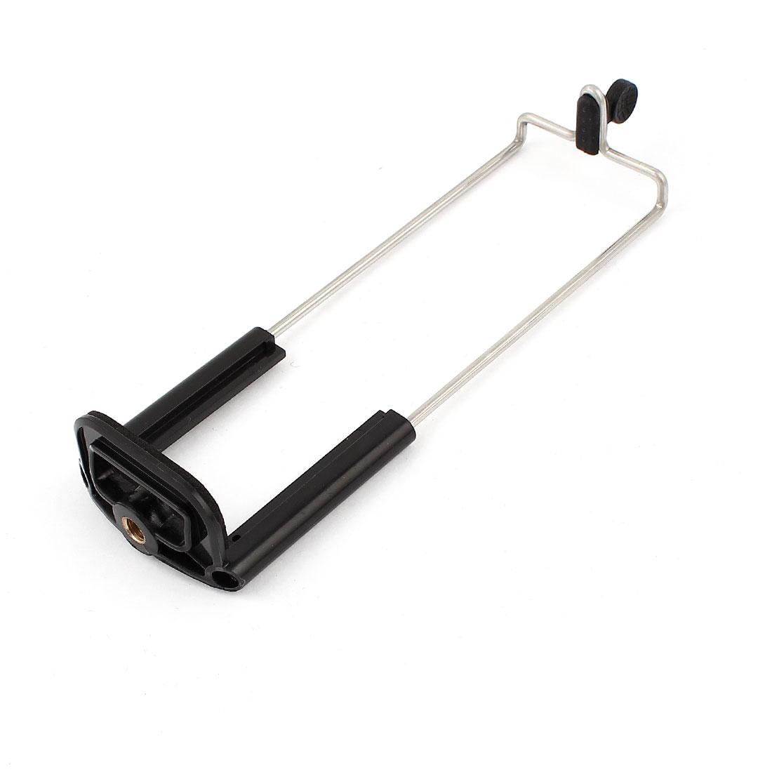 Black Plastic Adjustable Bracket Desk Stand Holder for Tablet PC GPS