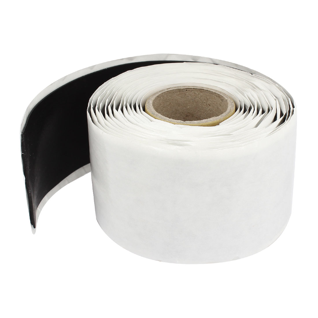 1.8mmx50mm 3 Meters PVC Electrical Wire Insulating Tape Roll Black