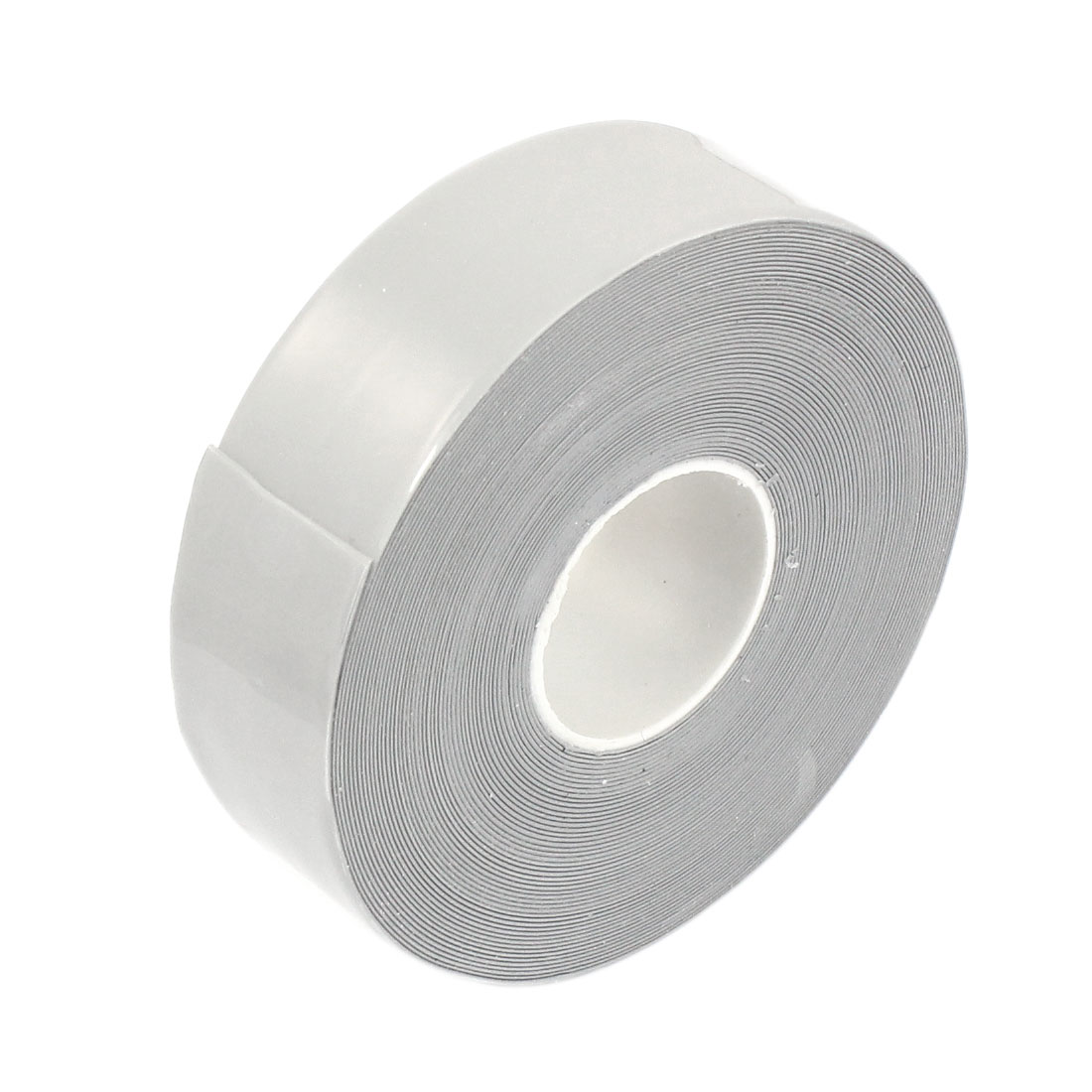 Gray Rubber 25mm Width Self Adhesive High Voltage Insulation Electrical Tape 5M