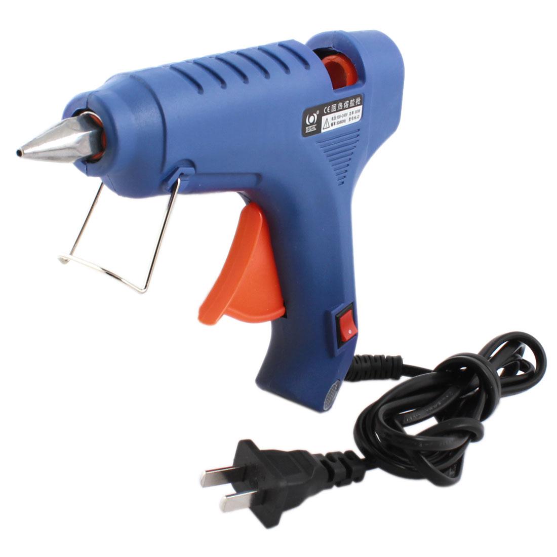 AC 100-240V US Plug 60W Triggered Electric Hot Melt Glue Gun HL-D