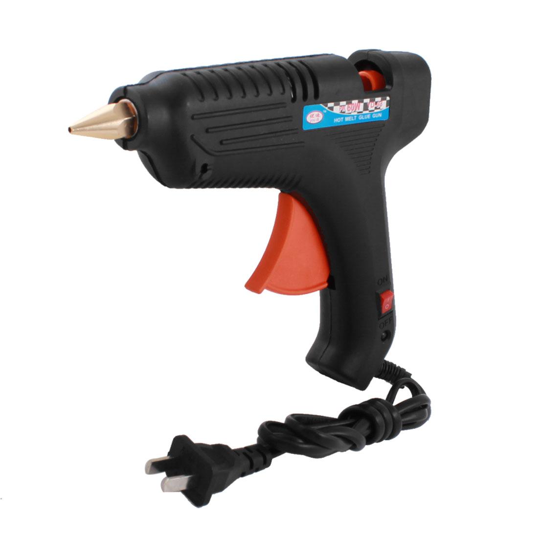 AC 110-240V US Plug Crafts Tool Triggered Hot Melt Glue Gun 60W YD-03