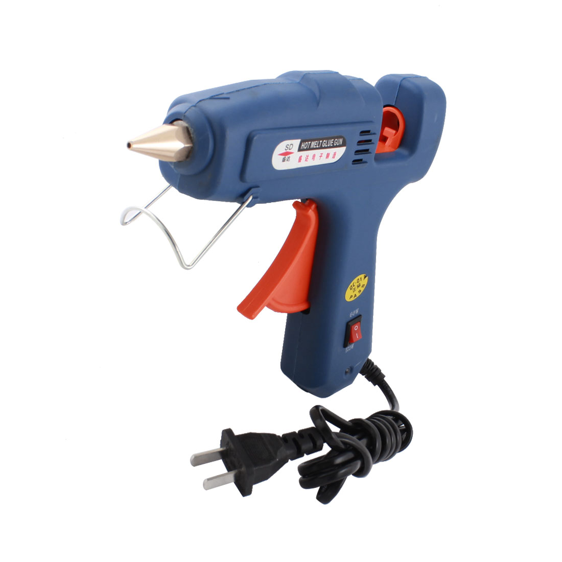 AC 100-240V US Plug 60W/100W Adjustable Triggered Electric Hot Melt Glue Gun