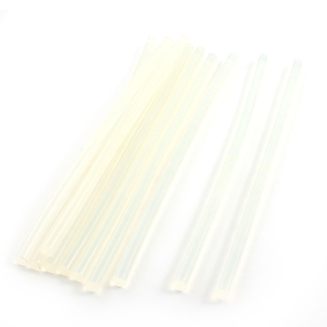 10pcs Adhesive Hot Melt Glue Sticks 7mm x 185mm for Electric Glue Gun
