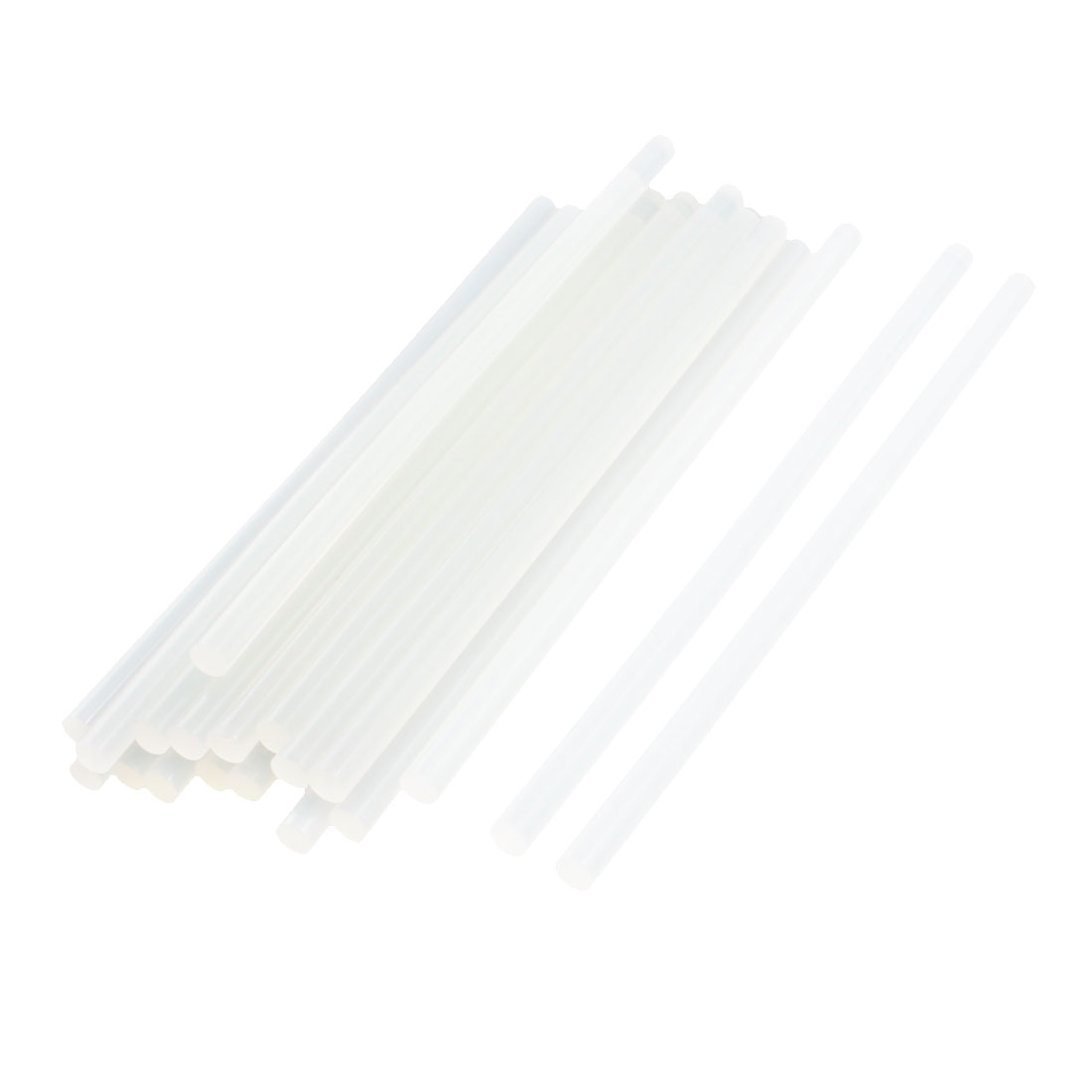 20pcs Adhesive Hot Melt Glue Sticks 7mm x 170mm for Electric Glue Gun