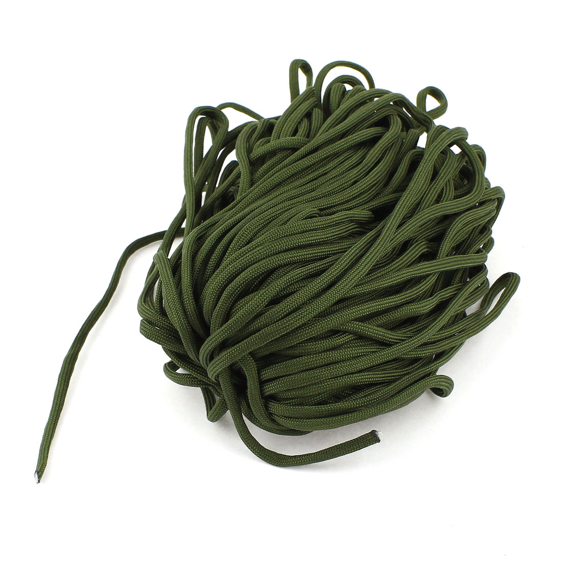Nylon Parachute Survival String Rope Cord Army Green 30 Meters