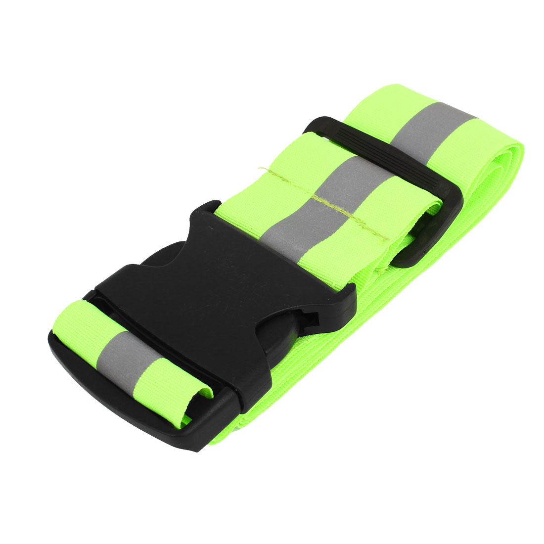 "Outdoor Travel Release Buckle Fluorescent Luggage Package Packing Belt Strap 2"" Width"