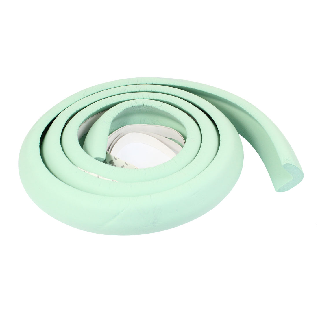 Furniture Desk Table Edge Rim Corner Cushion Strip Cover Protector Green 3 Meters
