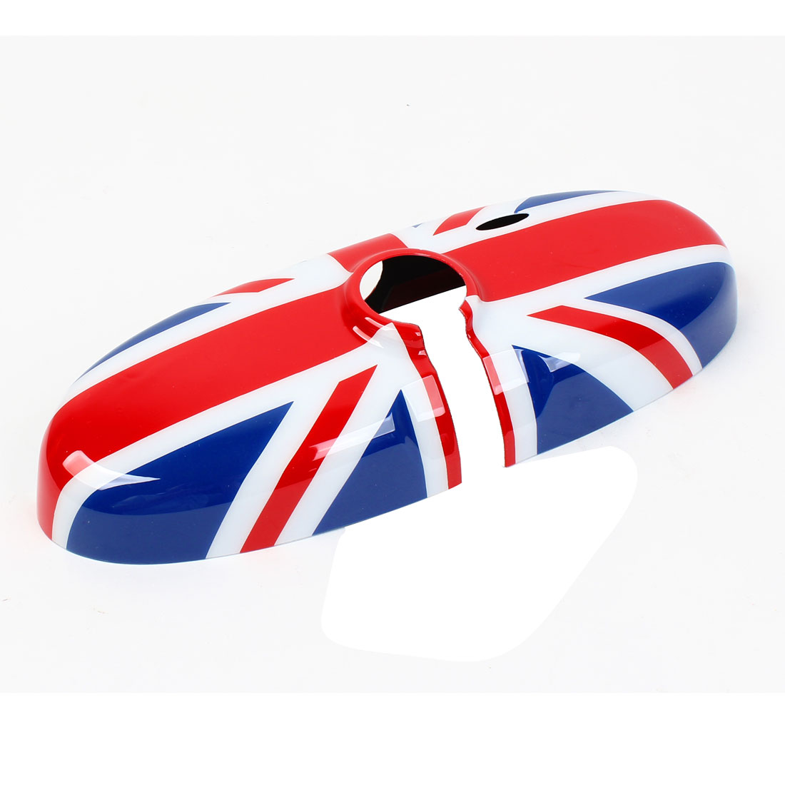 Union Jack Flag Pattern Rear View Mirror Cover Caps Housing for BMW MINI