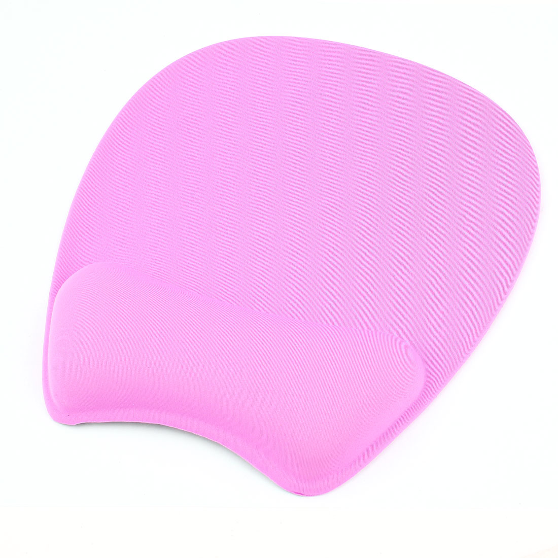 Pink Silicone Gel Wrist Rest Nonslip Mouse Pad Mat for Laptop Desktop